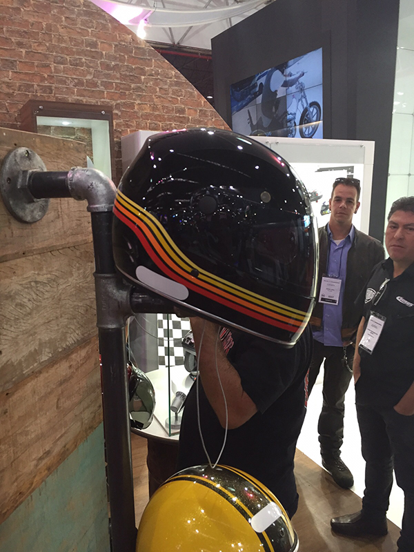Urban Helmets at S2R, Sao Paulo 2015